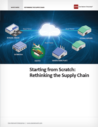 Rethinking the Supply Chain  How a new approach can yield vastly improved results