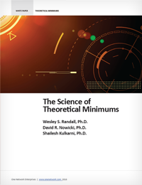 How the Science of Theoretical Minimums can dramatically lower inventory levels and improve supply chain performance... ?