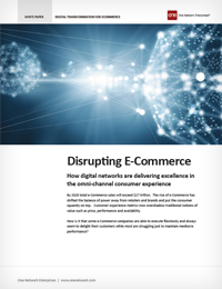 Disrupting and Digitizing Ecommerce