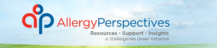 Allergy Perspectives Header Graphic