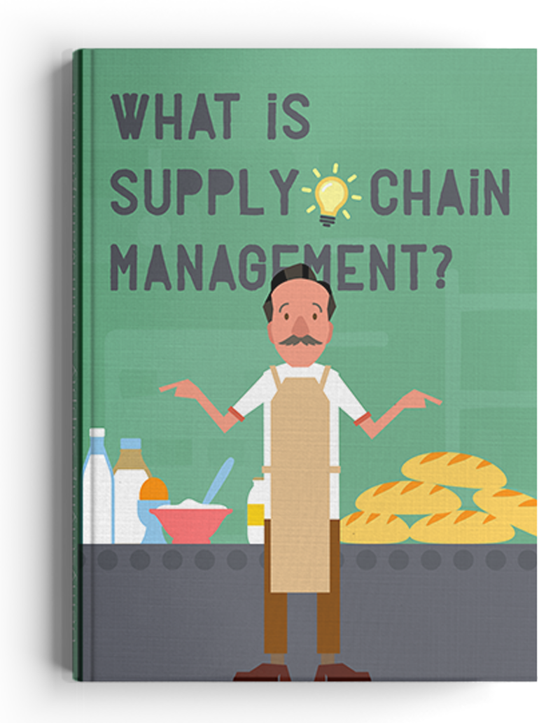 what is supply chain management e-guide cover