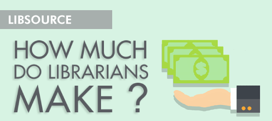 How much do librarians make?
