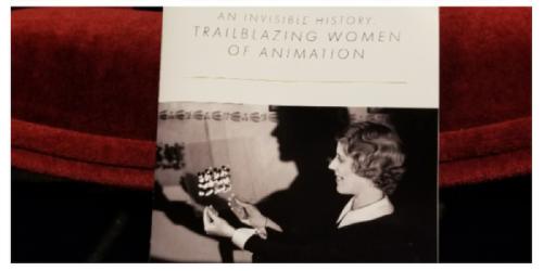 Women pioneers in film animation