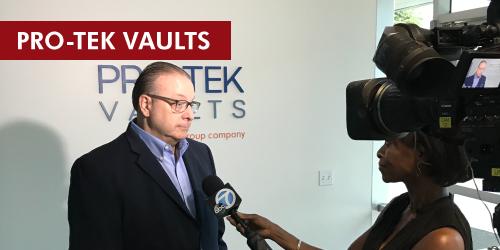 ABC7 interviews PRO-TEK's Tim Knapp