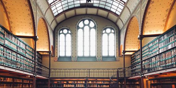 Modernization of federal libraries