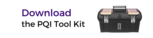 Download the PQI Tool Kit