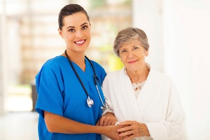 Nurses Enjoy Working on Special Units for Older Adults