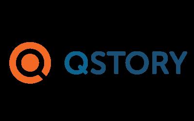 QStory logo