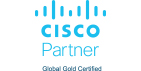 Cisco Global Gold Partner Logo
