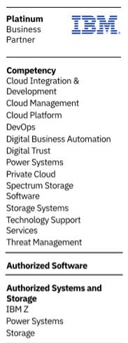 IBM Specialization