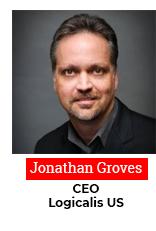Jonathan Groves, CEO, Logicalis US