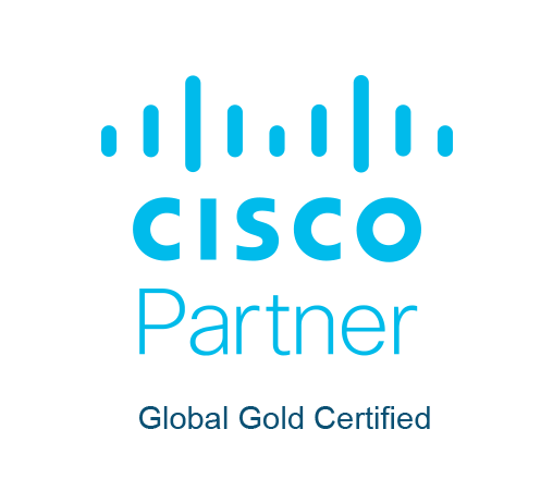 Cisco Global Gold Certified