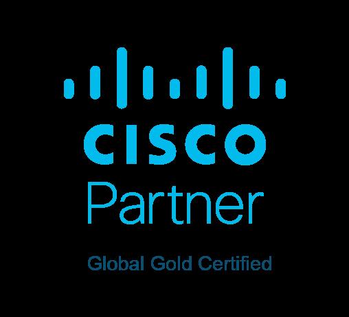 Cisco Global Gold Partner Badge