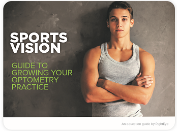 Sports Vision Guide to Growing Your Optometry Practice cover image