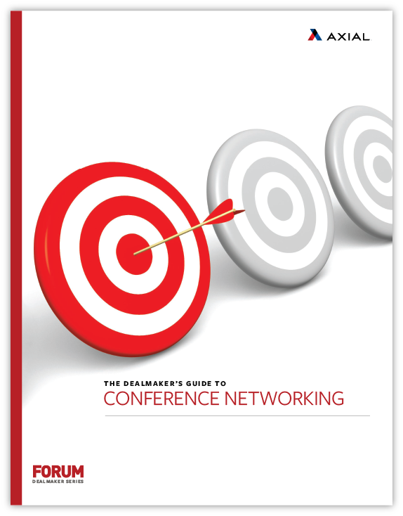 The Dealmaker's Guide to Conference Networking