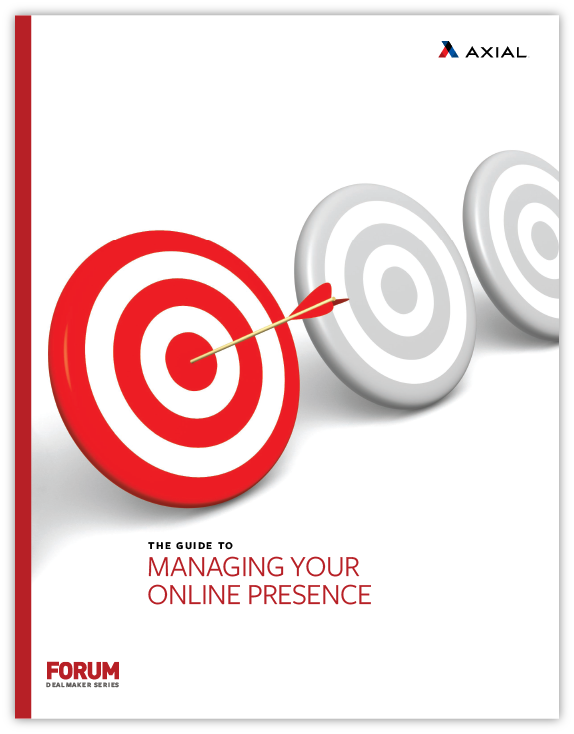 The Guide to Managing Your Online Presence
