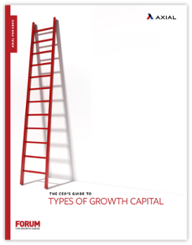 Types of Growth Capital