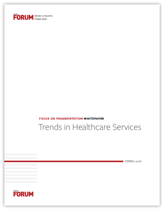 Trends in Healthcare Services