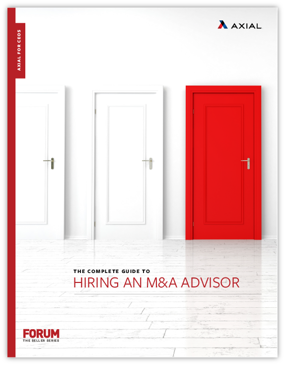 The Complete Guide to Hiring an M&A Advisor