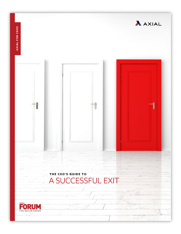 The CEO's Guide to a Successful Exit