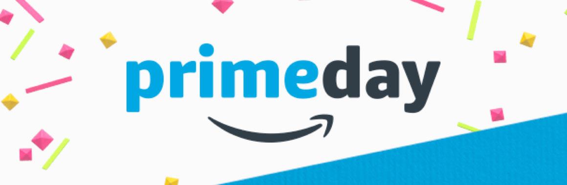 Image of Prime Day logo.