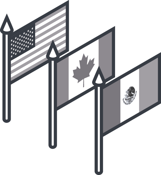 Amazon North America Unified Account Flags