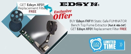 EDSYN Exclusive Offer Promo Banner