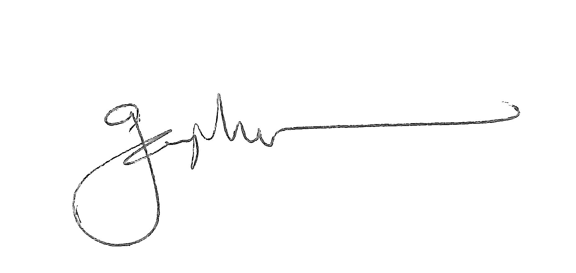 Joseph deGraft-Johnson Signature