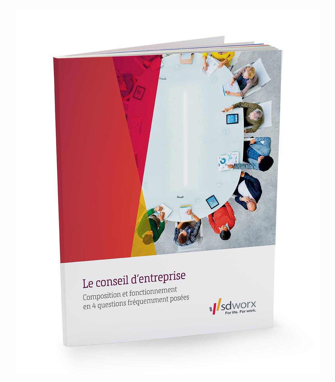 E-book Le conseil d'entreprise