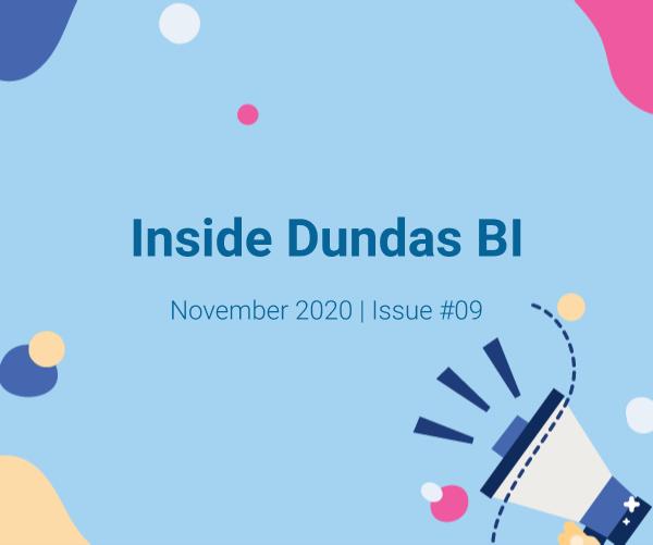 Inside Dundas BI - Monthly Newsletter