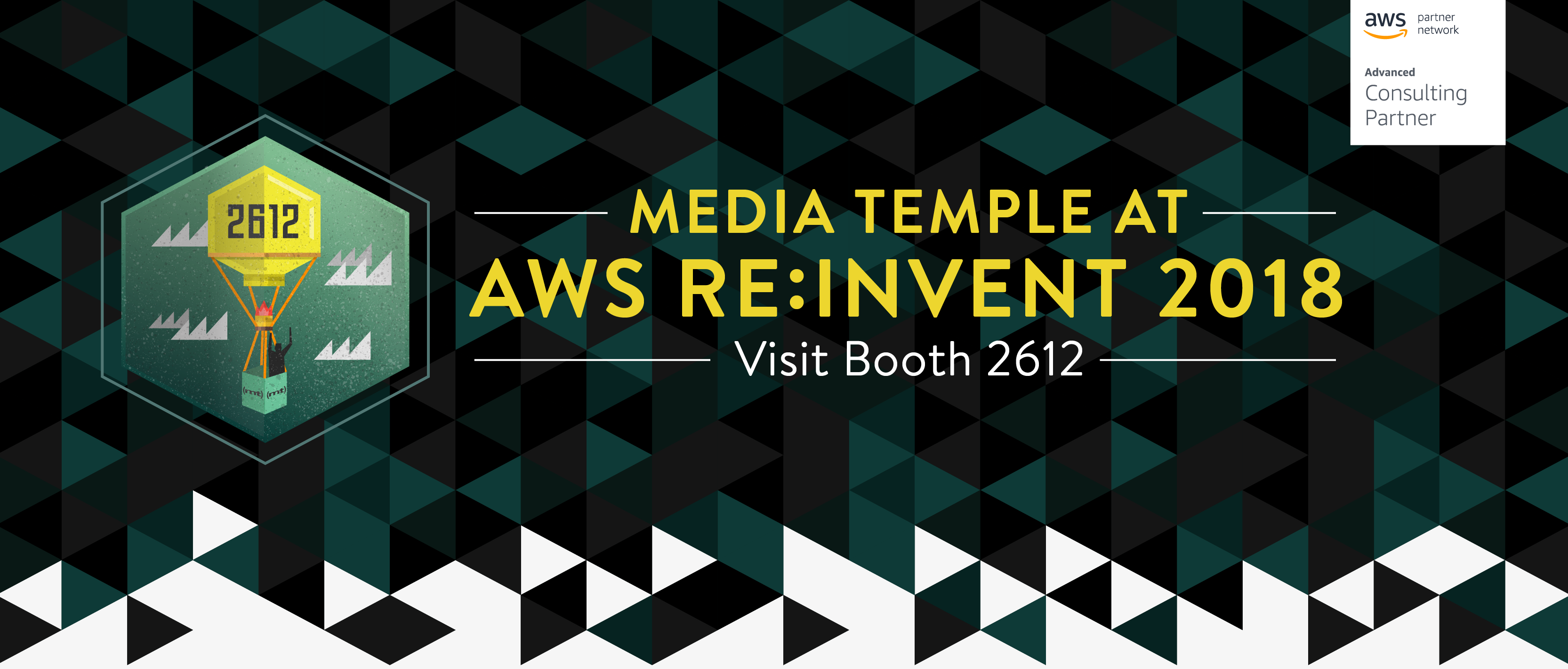 Media Temple At AWS Re-Invent 2018