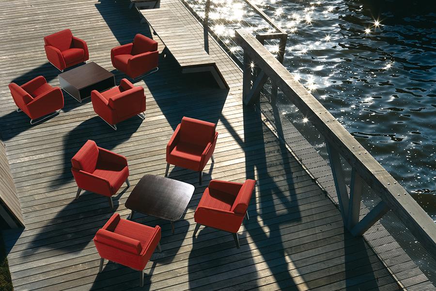 9. Allocate outdoor workspace