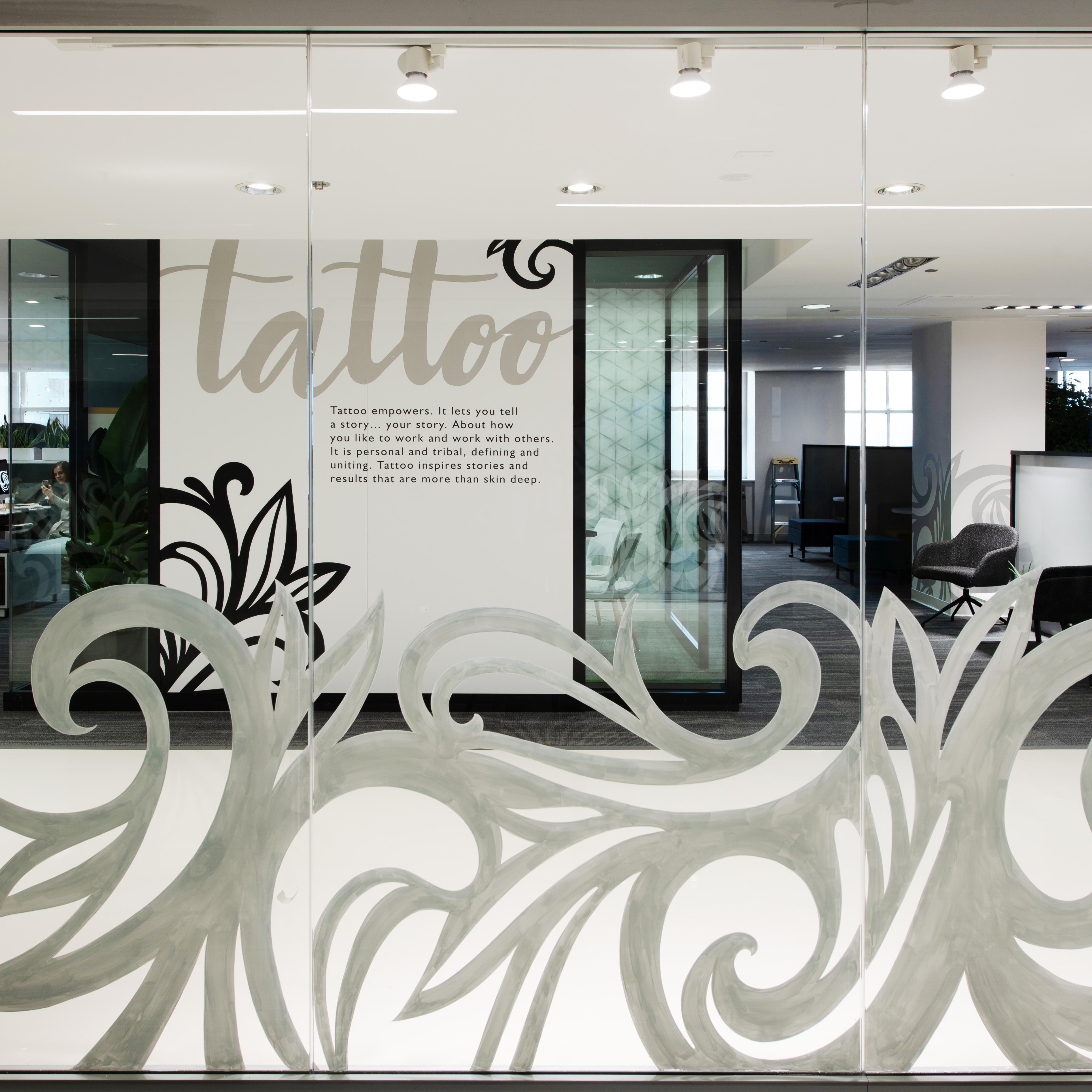 KI Showroom art