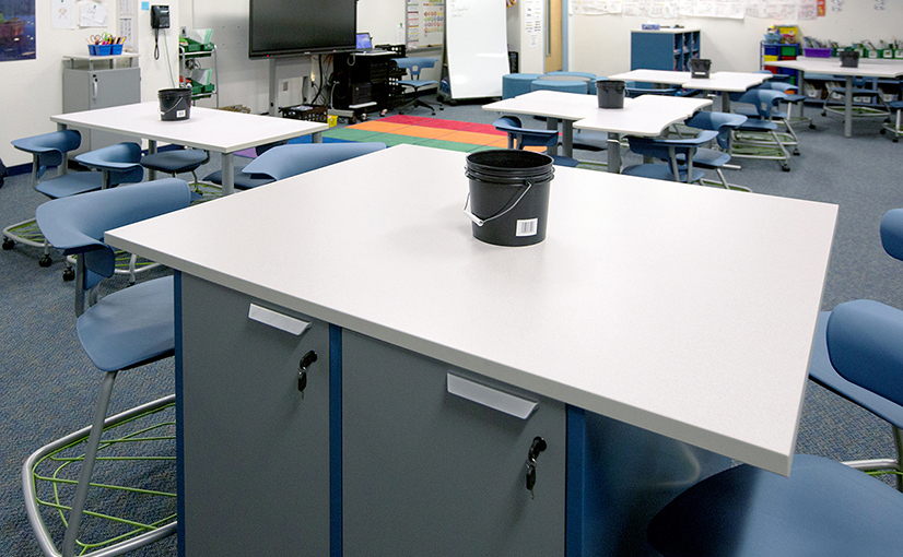 Cranberry Elementary Classroom After the Ruckus Grant Program