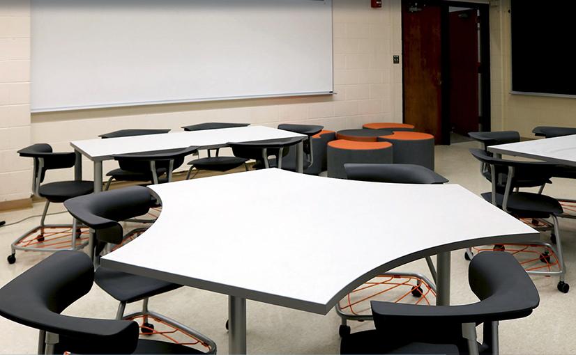 University of Illinois Urbana-Champaign Classroom After the Ruckus Grant Program