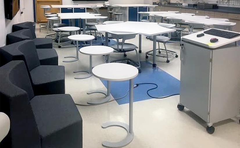Washington University St. Louis Classroom After the Ruckus Grant Program