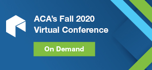 aca's fall 2020 virtual conference register