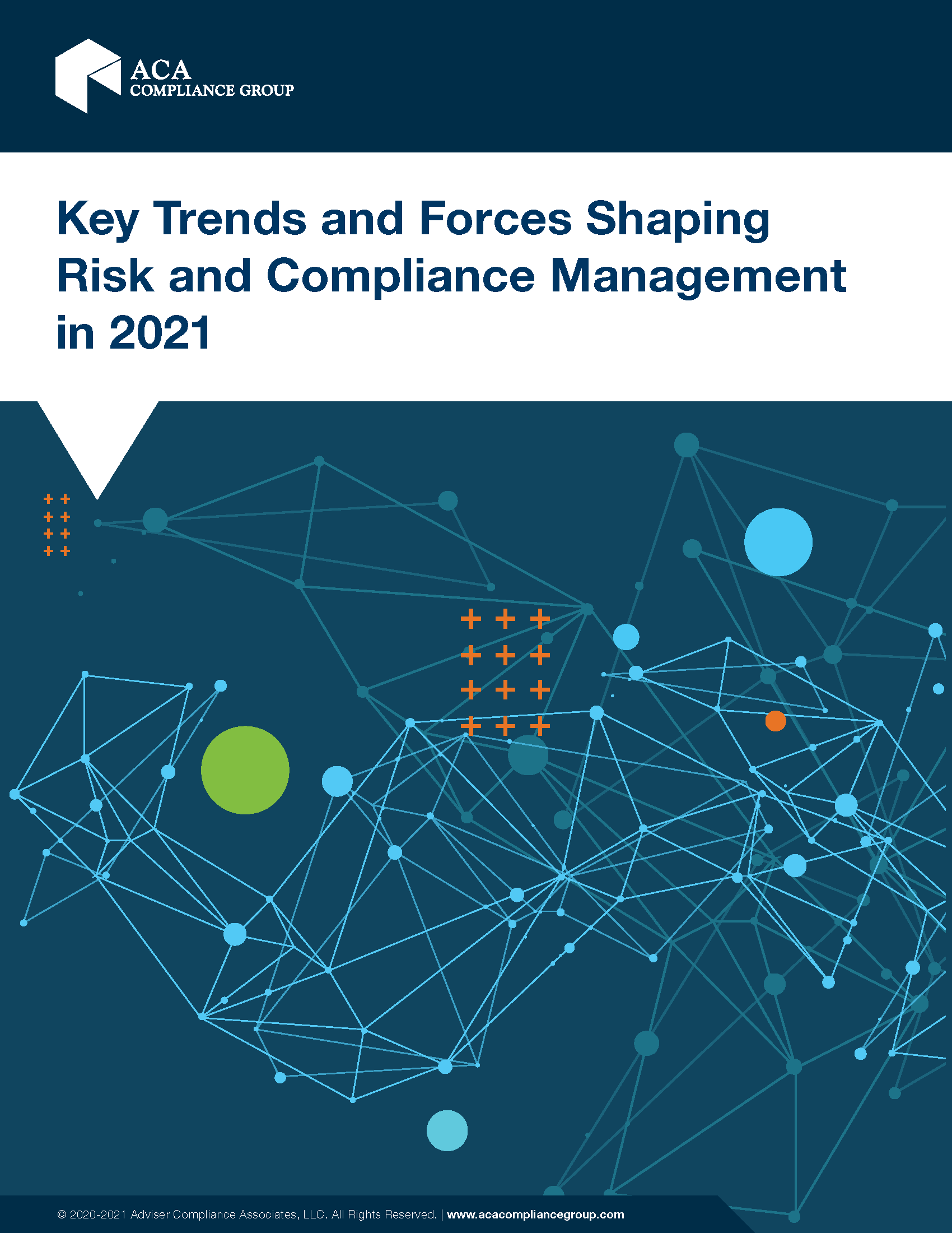 2021 Trends Report PDF Cover