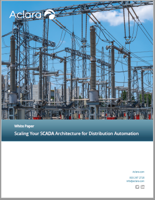 Scaling your SCADA architecture for distribution automation with smart grid sensors
