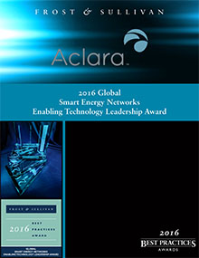 Enabling Technology Leadershio - Aclara Grid monitoring platform