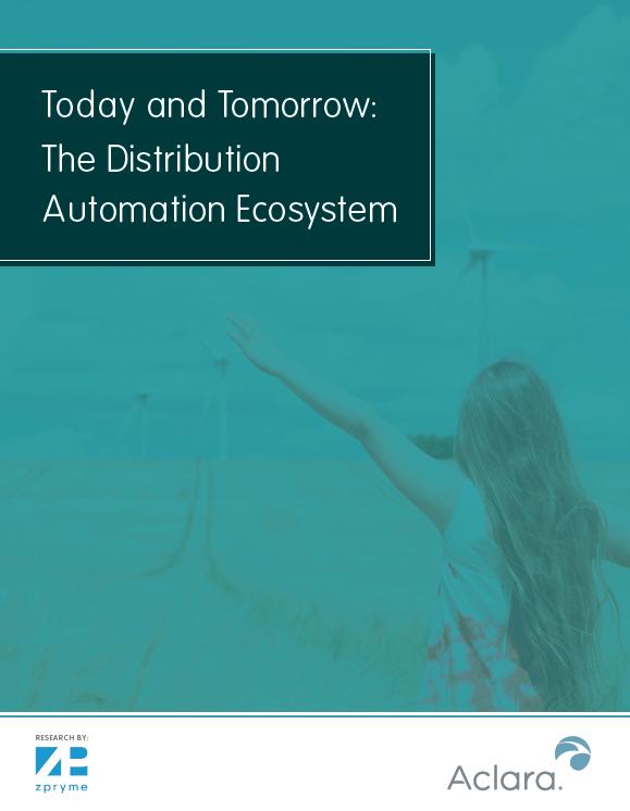 Distribution automation ecosystem - Aclara