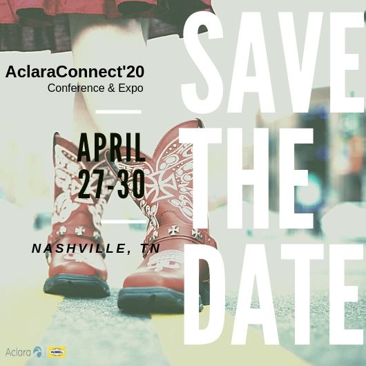 AclaraConnnect 2020 Conference and Expo