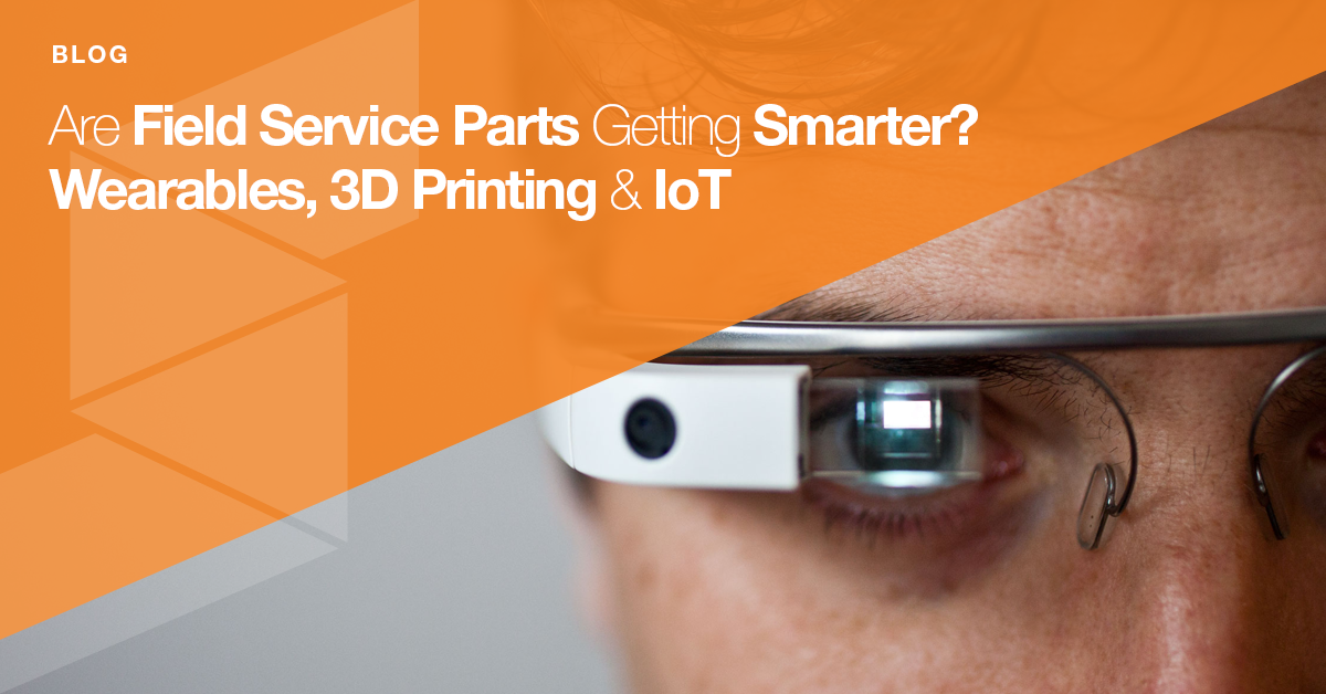 Wearables, 3D printing & IoT