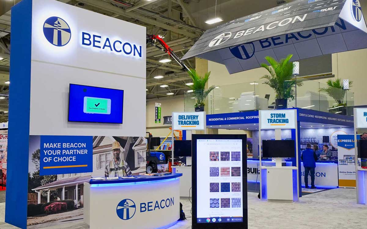 Beacon Building Products at IRE