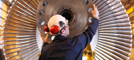 Watch Webcast - How Turbine Oils Can Maintain System Reliability
