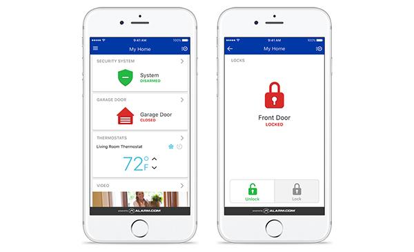 Brinks Home App