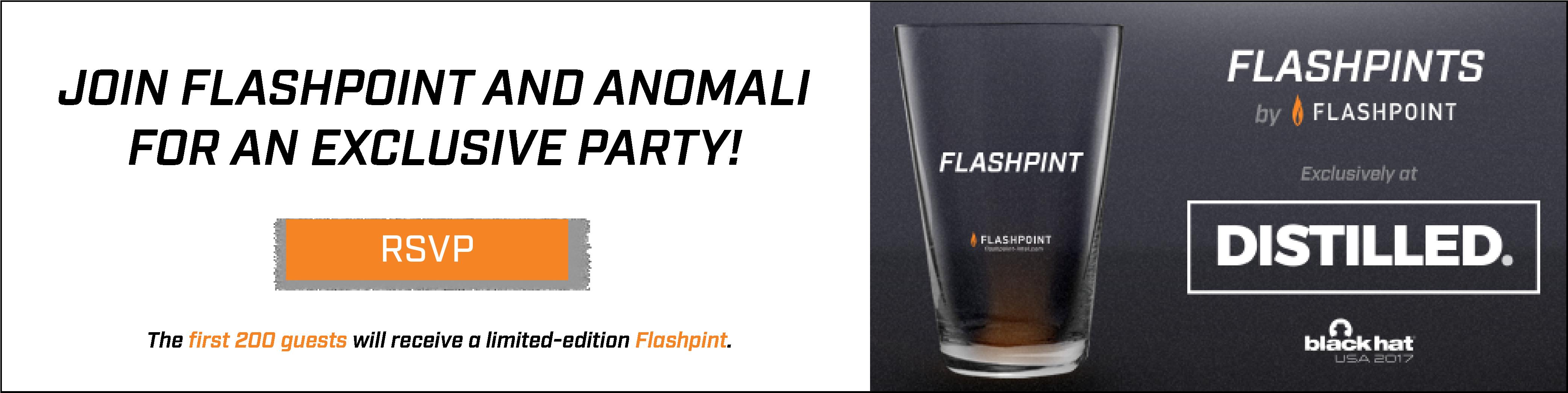 Flashpoint-Anomali-BlackHatUSA2017-DistilledParty