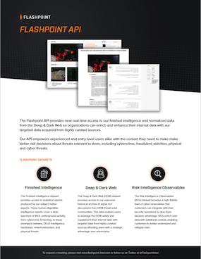 Flashpoint API