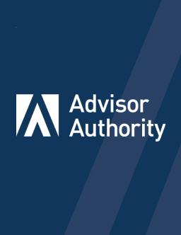 Advisor Authority General Cover