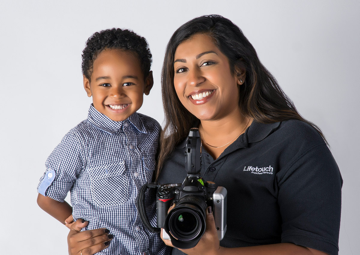 10 reasons to choose Lifetouch Preschool Photography